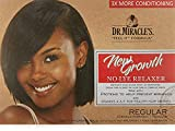 Dr. Miracle's New Growth Thermaceutical Intensive No-lye Relaxer Regular Kit (Pack of 1)