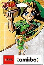 Amiibo 'Collection The Legend of Zelda' - Link - Majora's Mask