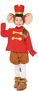 Disney Dumbo Timothy Child Costume - Small Size Red