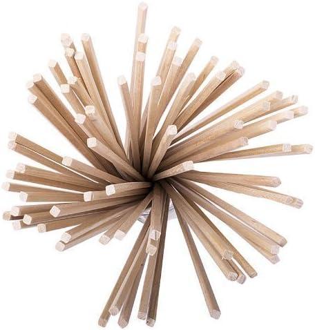 X100 traditionnel CONFISERIE bâtonnets 280mm x 3.5mm x 3.5mm Champ de Foire par loypack
