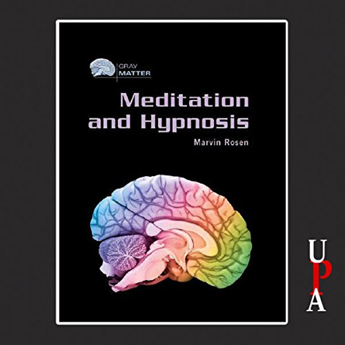 Meditation and Hypnosis audiobook cover art