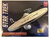AMT Srat Trek U.S.S. Enterprise Refit 1:537 Scale Model Kit