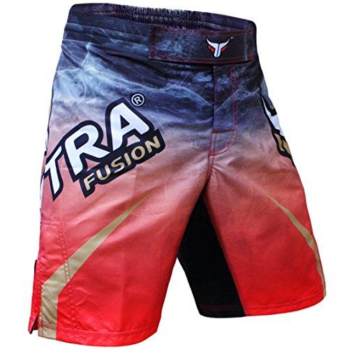 Mytra Fusion MMA boksen Muay Thaise kooi vechten grijpen Shorts