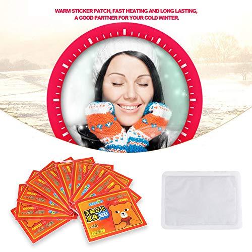 Almohadilla térmica 10 piezas Body Warmer Stick Inodoro Natural