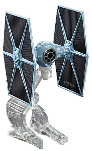 Hot Wheels - Star Wars Raumschiff Tie-Kämpfer Mehrfarbig