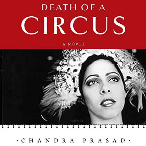 Death of a Circus audiobook cover art