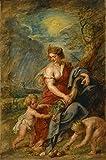 Peter Paul Rubens Abundance Abundantia Google Art Project