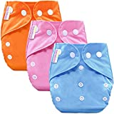 IMPORTANT NOTE: - These Pocket Cloth Diaper Needs Diaper Inserts for using it. This Product doesn't have diaper Inserts along with the product. Please note Pocket Cloth Diaper cannot be used without Inserts. Please check the last picture for better u...