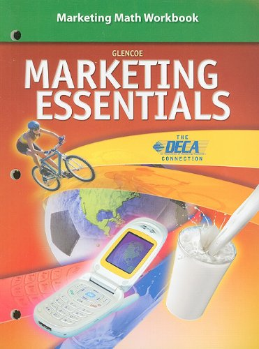 Marketing Essentials Marketing Math Workbook