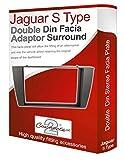 Jaguar S Type de Radio stéréo adaptateur Façade d'autoradio façade d'autoradio...