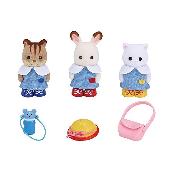 Sylvanian Families- Nursery Friends Mini muñecas y Accesorios, Multicolor (Epoch para Imaginar 5262) , color/modelo surtido