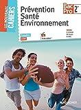 Les Nouveaux Cahiers Prévention Santé Environnement 2de BAC PRO by Sylvie Crosnier (2015-04-22) - Foucher - 22/04/2015