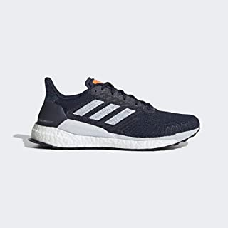adidas Solar Boost 19 Mens Fitness Running Trainer Shoe Navy Blue - UK 8.5