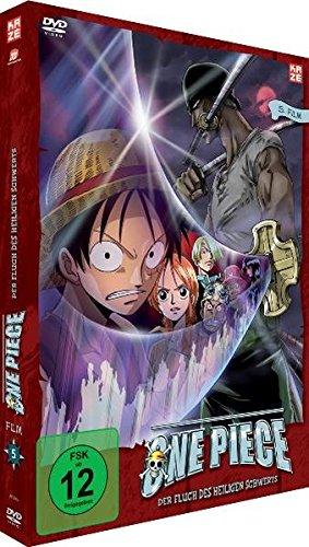 One Piece: Der Fluch des heiligen Schwerts - 5. Film - [DVD]