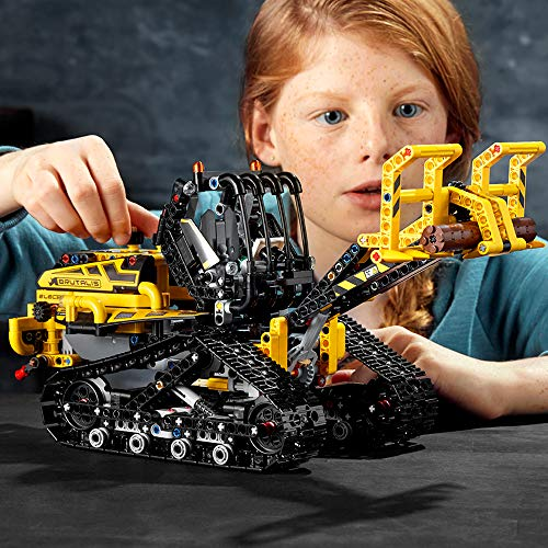 LEGO Technic Tracked Loader 42094 Building Kit (827 Pieces) (Discontinued by Manufacturer)