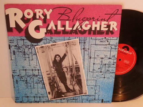 Rory Gallagher BLUEPRINT, 2383-189