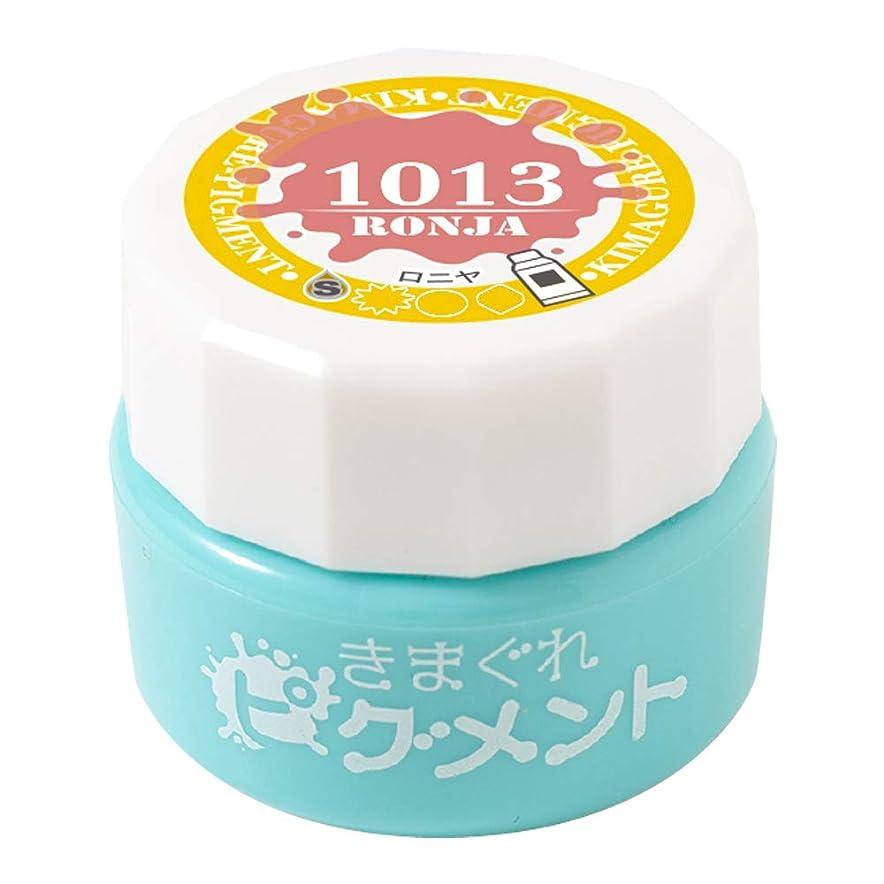 Bettygel きまぐれピグメント ロニヤ QYJ-1013 4g UV/LED対応