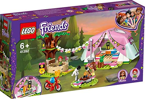 wow Lego Friends 41392 Camping in Heartlake City
