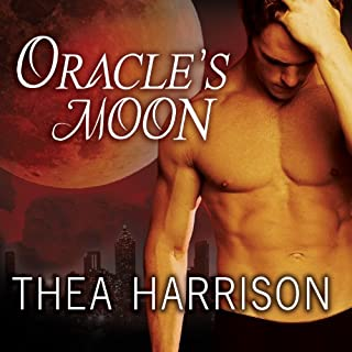 Oracle's Moon audiobook cover art