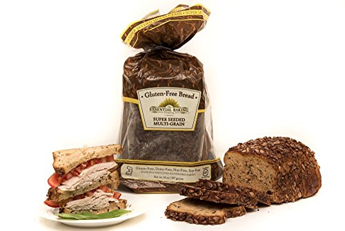 Essential Baking Company Super Seeded Multi-Grain Sliced Bread, 14 oz