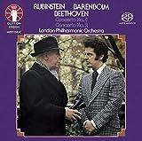 Daniel Barenboim/London Philharmonic Orchestra/Artur Rubinstein: Beethoven - Piano Concerto No. 1/Piano Concerto No. 2...