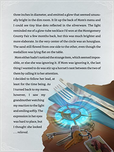 Thumbnail scroll view image - 3 for  Timebound [Kindle in Motion] (The Chronos Files Book 1)