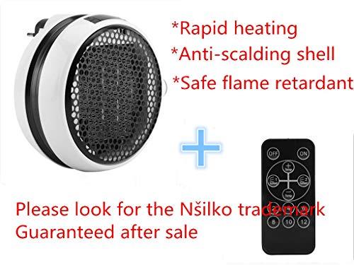 Calefactor Baño Calefactor calefactor ceramico calefactor de aire caliente Calentador Electrico Instantáneo Calefactor Cerámico de Aire Caliente de Ventilador Calefactor Cerámico de Bajo Consumo