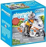 Playmobil 70051 City Life Spoedarts Op Motor