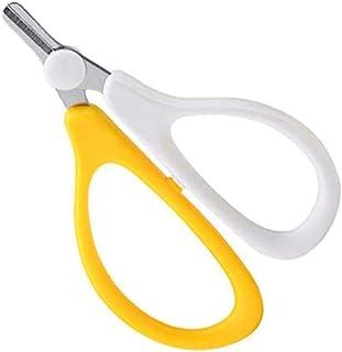 Nagelknipper voor kinderen met beschermkap voor baby's baby's kinderen kinderen wit geel well
