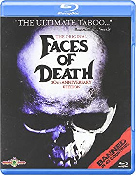 Faces of Death - Blu-Ray