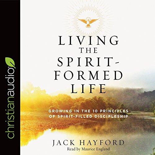 Living the Spirit-Formed Life cover art