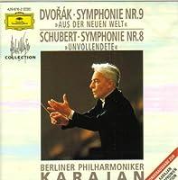 DVORAK/SCHUBERT - SYMPHONY NO. 9 / SYMPHONY NO. 8 (1 CD)