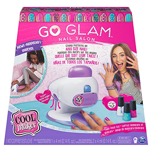 Cool MAKER Impresora Go Glam Manos y pies, Multicolor