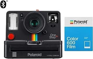Polaroid Originals 9010 OneStep + Instant Bluetooth Camera with 600 Instant Color Film Pack
