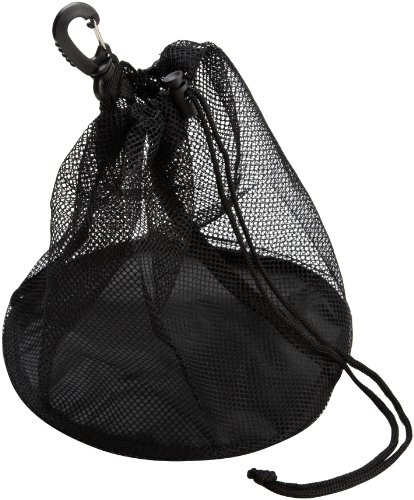 ASICS Individual Ball Bag, Black, One Size