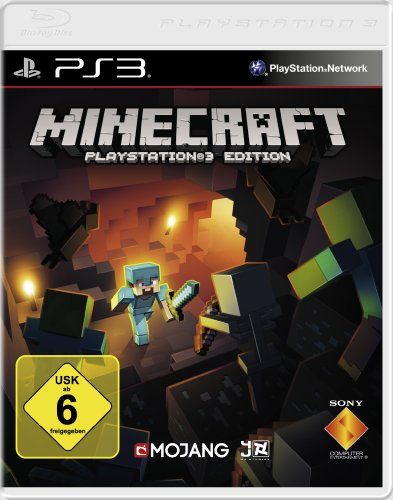 Minecraft Playstation 3 Standard Edition