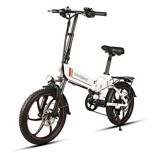 Bicicletas Electricas Plegables 20 Marca Lixada