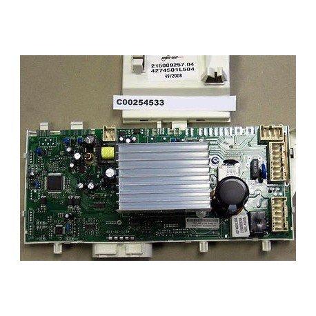 Tarjeta electrónica Lavadora ARISTON Indesit orig. Program. Tua matr. c00254533