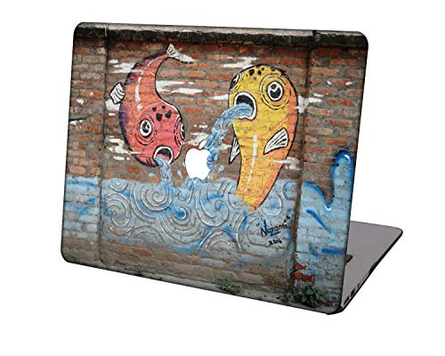 Laptop Case for New MacBook Pro 13 inch A2289/A2251/A2159/A1989/A1706/A1708,Neo-wows Plastic Ultra Slim Light Hard Shell Cover Compatible MacBook Pro 13 inch,Painting 0817