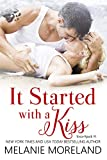 It Started with a Kiss (InstaSpark Book 1) (English Edition)