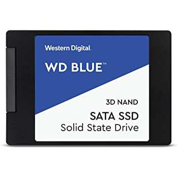 Western Digital SSD 2TB WD Blue PC PS4 2.5インチ 内蔵SSD WDS200T2B0A-EC 【国内正規代理店品】