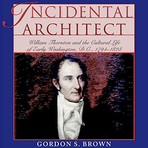 Incidental Architect audiobook cover art