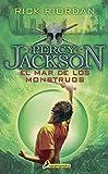 SPA-MAR DE LOS MONSTRUOS (THE: 02 (Percy Jackson Y Los Dioses Del Olimpo)