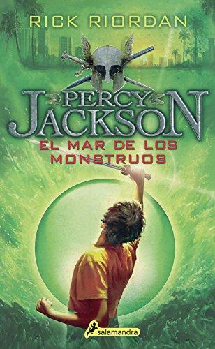 SPA-MAR DE LOS MONSTRUOS (THE (Percy Jackson Y Los Dioses Del Olimpo)
