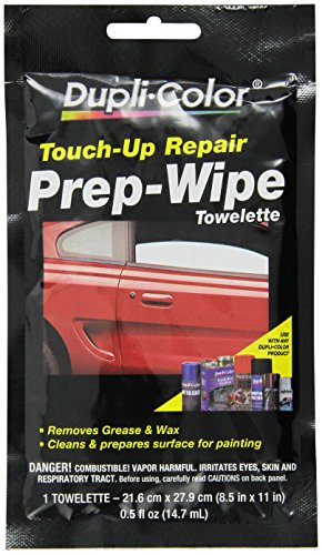 Dupli-Color PW100 Prep Grease and Wax Remover Prep Wipe