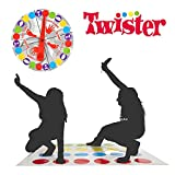 Twister-Spiel: Geschicklichkeitsspiel für Kinder & Erwachsene