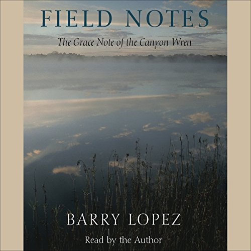 Field Notes audiobook cover art