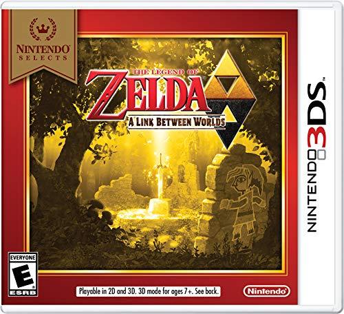 Nintendo Selects: The Legend of Zelda: A Link Between Worlds  3DS