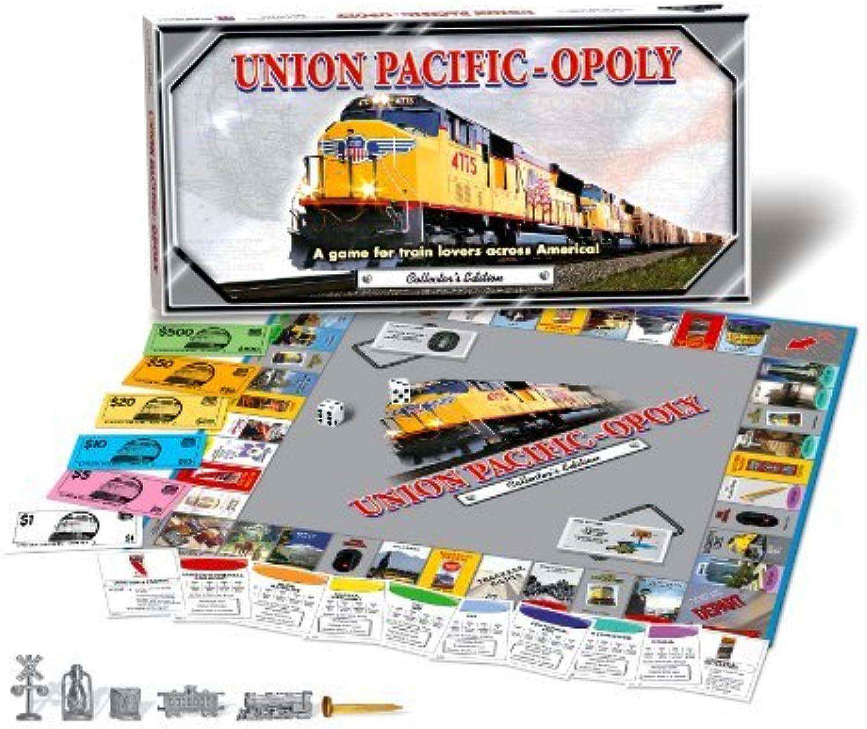 echa un vistazo a los más baratos Union Pacific-opoly by Late for for for the Sky  mejor calidad mejor precio