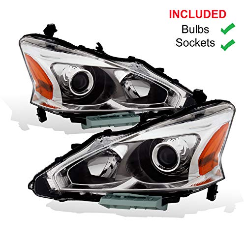 02 altima headlights assembly - 1